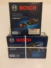 Bosch 34 In Sds Plus Rotary Hammer Drill Gbh18v 20n Battery Start Kit