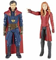 "Marvel Avengers Infinity War Titan Hero Series Dr Strange 12"" Action figure."