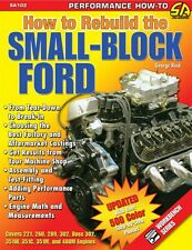 Rebuild Ford 302 Boss, 351C, 351M & 400 Engines - Cleveland & Modified Motors