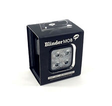 Knog Blinder Mob Four Eyes USB LiPo Bicycle Front Light, 44 Lumens, 35g