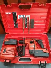 Hilti SDS+ Cordless hammer drill TE 6-A36, 2 batteries, fast charger