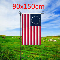 Wholesale 3'x 5' FT American Flag Embroidered Stars U.S.A U.S. Independence Day