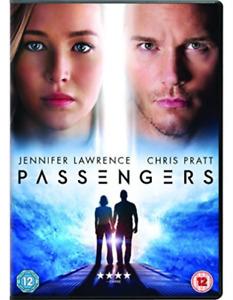 Passengers (2016) Dvd DVD NEW- REGION 2 PAL