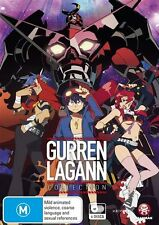 Gurren Lagann -Collection (DVD,2010, 6-Disc Set)-REGION 4-Brand new-Free postage