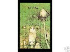 0235++GUYANA  BLOC  CHAMPIGNONS  1990