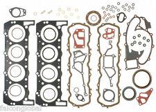 Ford 7.3/7.3L Diesel Victor Reinz Full Gasket Set Head+Intake 1988-93+1994 IDI