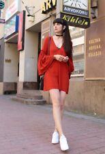 ZARA Bell Sleeve Dress. Size Small