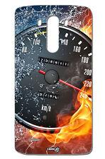CUSTODIA COVER CASE  CONTAGIRI AL MAX  IN FIAMME LG  G3 D855  D850  4G LTE 16GB
