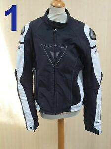 DAINESE TEXTILE JACKET SP R / SIZE US 44 / EURO SIZE 54 / L ++++ MOTORCYCLE