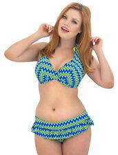 Curvy Kate Shockwave Skirted Bikini Set