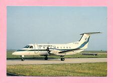 "AVION / AVIATION : PARIS - ORLY -  EMBRAER 120  - COMPAGNIE "" AIR LITTORAL """