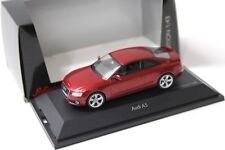 1:43 Schuco Audi A5 Coupe red NEW bei PREMIUM-MODELCARS