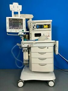 GE Datex Ohmeda Aisys Anaesthesia Machine Software Version 08.01