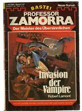 PROFESSOR ZAMORRA Band 147 / INVASION DER VAMPIRE