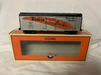 ✅LIONEL WESTERN PACIFIC ROUND ROOF BOX CAR 6-81829! O SCALE TRAIN PS-1
