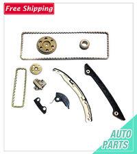 Timing Chain kit Fits Mazda 3 5 6 2.3L L3 Non Turbo MPV PREMACY 03-07 with Gears