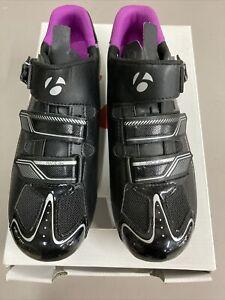 bontrager Womens Race DLX Road Shoe Size41(9.5) Black