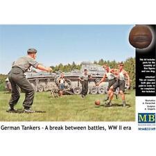 Master Box 35149 allemand Pétrolier - a Pause Between Battles 1 35 RF