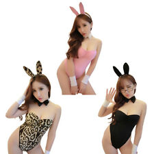 Women Sexy Rabbit Bunny Lingerie Dress Outfit Party Cosplay Costume Underwear