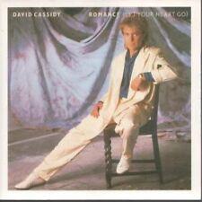 David Cassidy Romance (1985) [LP]