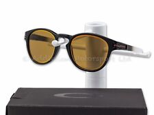 11abe53a43 Oakley Gafas para sol Marco Negro Mate se desvanece Pestillo, Lente De  Bronce Prizm OO926536