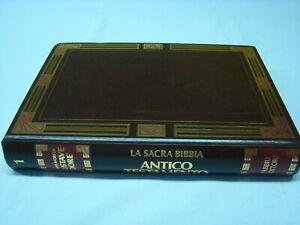 (Gustave Dorè) La Sacra Bibbia Antico Testamento 1974 Fabbri