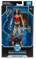 DC MULTIVERSE COLLECTOR WAVE 2 WONDER WOMAN MCFARLANE TOYS IN STOCK NOW