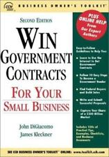 Win Government Contracts for Your Small Business (CCH Business Owner's Toolkit