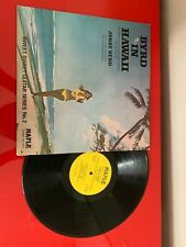 Byrd In Hawaii Jerry Byrd Record lp original vinyl album sexy island