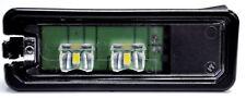 Kennzeichenleuchten LED HINTEN VW Golf VII CC EOS Passat Polo XL1 Seat Leon