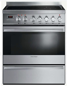 Fisher & Paykel OR30SDPWIX2 30 in Induction Range Convection Stainless Steel