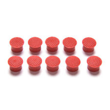 10x  for IBM Thinkpad Laptop Nipple Rubber Mouse Pointer TrackPoint Red Cap ! sT