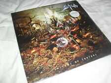 SODOM -EPITOME OF TORTURE- VERY HARD TO FIND LTD EDITION 2 X LP GATE FOLD COLOR