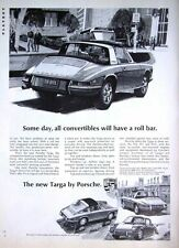 Porsche Automobile Advertising