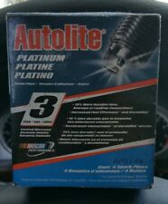 Autolite Ap5144 Platinum Spark Plug (4 Pack)(Fits: Lynx)