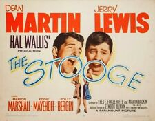 The Stooge - 1952 Dean Martin Jerry Lewis Norman Taurog Vintage Comedy Film DVD