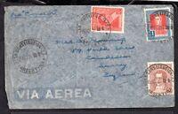 Argentina 1935 Airmail via Condor postal history cover to UK WS12155