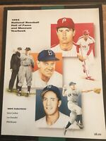 1994 National Baseball Hall Of Fame and Museum Yearbook-1994 Inductees