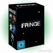 DVD-Box FRINGE - DIE KOMPLETTE SERIE (Staffel 1-5) - 29 DVD's NEU+OVP