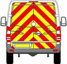 Volkswagen Crafter H1 Chevrons Normal Roof 2006 - 2017 (Full/Prismatic)