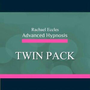 2 x Hypnosis CD set, Mega Confidence & Socially Fearless Hypnotherapy