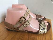 Clarks Sandals Size 6M leather Excellent Condition