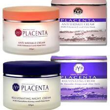 New Zealand Sheep Placenta Anti Wrinkle Day Cream and Night Cream - 2 JARS