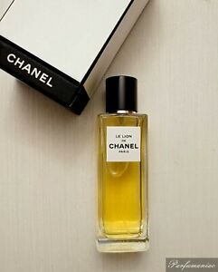 Chanel Le Lion De Chanel 1, 2, 3, ml Perfume Samples Fragrance EDP