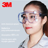 3M Safe Lab Glasses Protective Eye Goggles Chemical Eyewear Anti-Fog