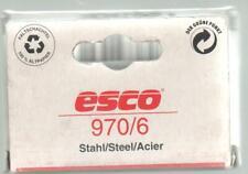 ESCO-- TACKERKLAMMER 970/6--B & D /DN 418--BD 418 ,Profitac A 5918