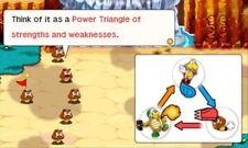 Mario & Luigi: Superstar Saga + Bowser's Minions (Nintendo 3DS, 2017)