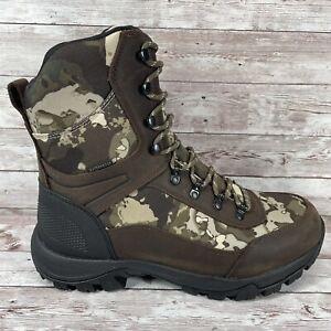 Men's Magellan Reload Hiker 2.0 200G Hunting Boots Brown & Realtree Edge Size 11