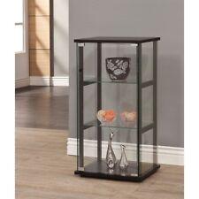 Coaster Home Furnishings 950179 Curio Cabinet Black