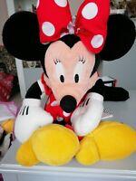 Disney Large Plush Minnie Mouse Soft Teddy Bear From Walt Disney World USA